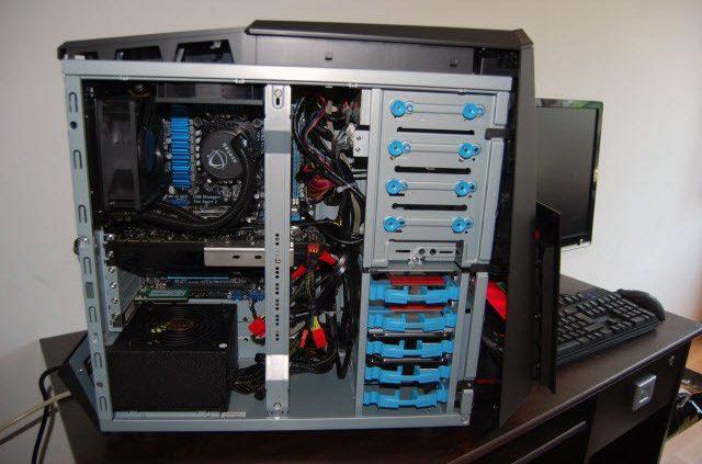 bilgisayar donanımı